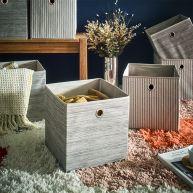 Deco Box-Ash  Foldable Box
