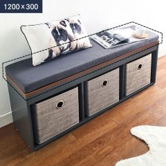 CC1200-DG-300 Bench Cushion