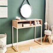 Wonder-Ivy-Oak Console