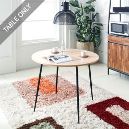 Spider-Oak Cafe Table (Table Only)