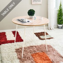 Nabi-Oak Cafe Table (Table Only)
