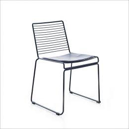 5007A-Black  Chair