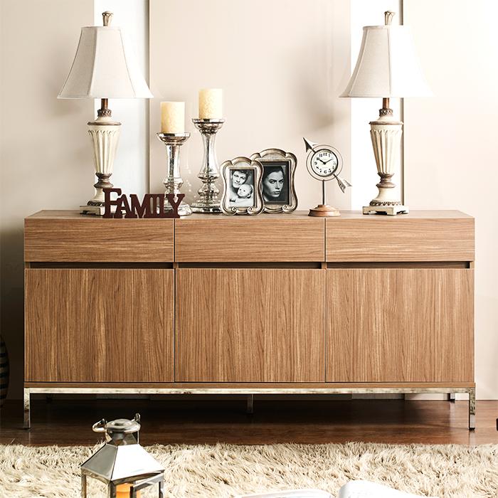 <b> Pasadena-Large</b> Console Cabinet