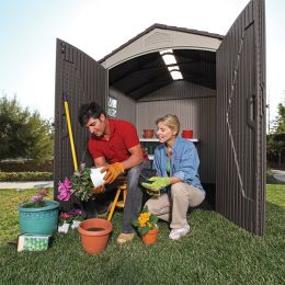 60190  Outdoor Storage Shed