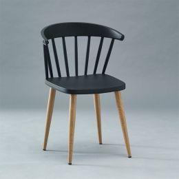 TC-1940-Black  Chair