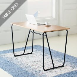 R-IK-Small-Blk-Oak-TBL  Table(Table Only)