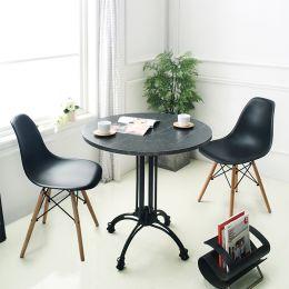 Eng-R-800-Black Dinette Table