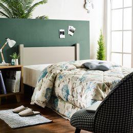 Wendy-Grey Single Bed