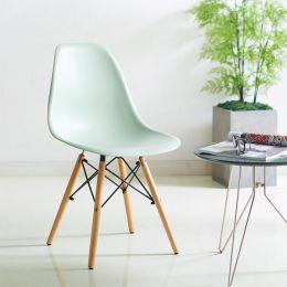 BB-638-Sage Green  Chair