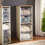 Case-Oak-LG   Storage Box Case