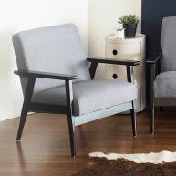 LW-9301-Black Single Chair