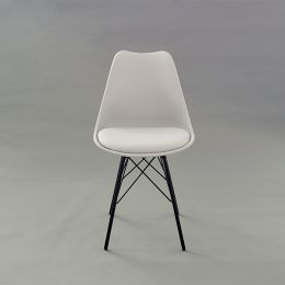 Liva-Grey  Comfort Chair