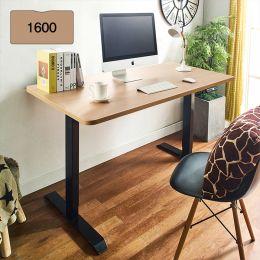 Oxford 1600-Bk-Oak top Motion Desk