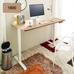 Oxford 1600-Iv-Oak top Motion Desk
